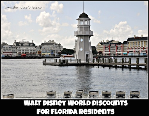 Walt Disney World Discounts for Florida Resident #DisneyWorld #SaveMoney #Travel