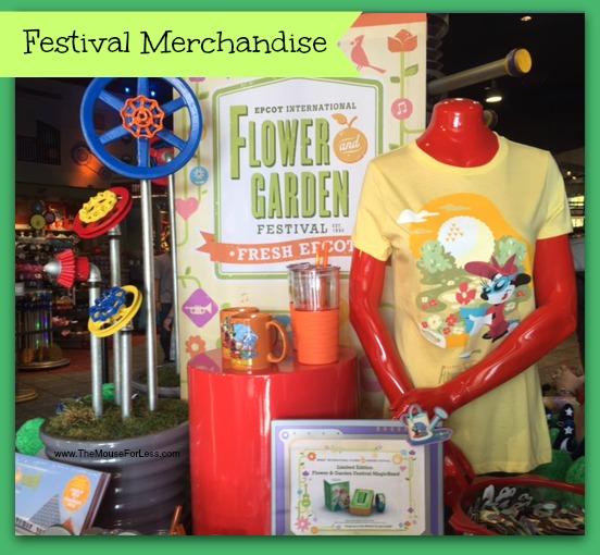 Flower & Garden Festival Merchandise