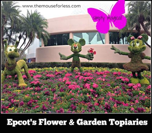 Epcot flower and garden festival 2019 walt disney world - Epcot flower and garden concerts ...