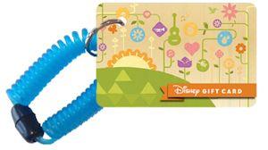 Mini Wearable Gift Card
