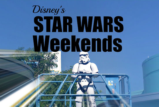Star Wars Weekends Guide from themouseforless.com #DisneyWorld