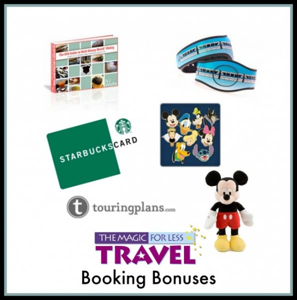 TMFLT booking bonus