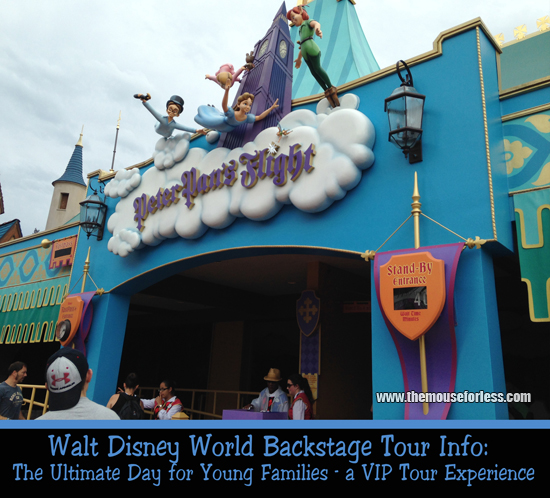 The Ultimate Day for Young Families - a VIP Tour Experience at Walt Disney World