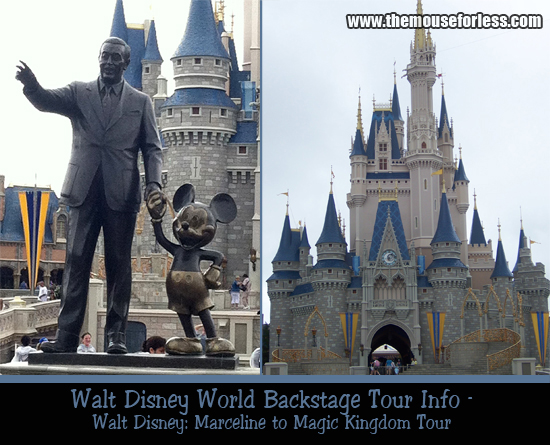 Walt Disney: Marceline to Magic Kingdom Tour - Backstage Tours and Experiences at Walt Disney World