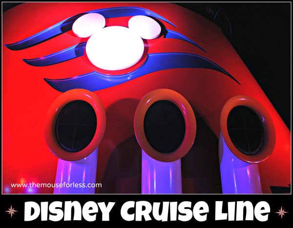 Disney Cruise Line Information