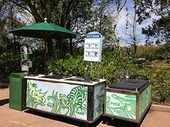 Ice Cream Cart Menu | Animal Kingdom Snack Carts