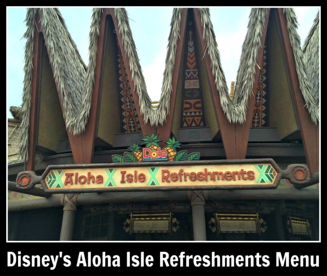 Aloha Isle Refreshments