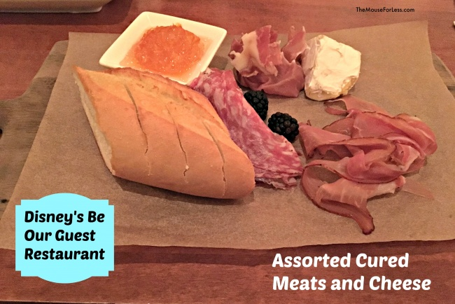 BOG Meats and cheeses