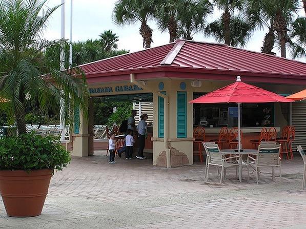 Banana Cabana Pool Bar