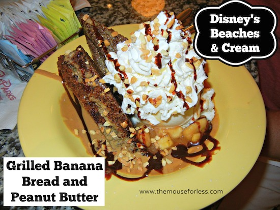 Beaches and Cream at Disney's Beach Club Resort #DisneyDining #BeachClub