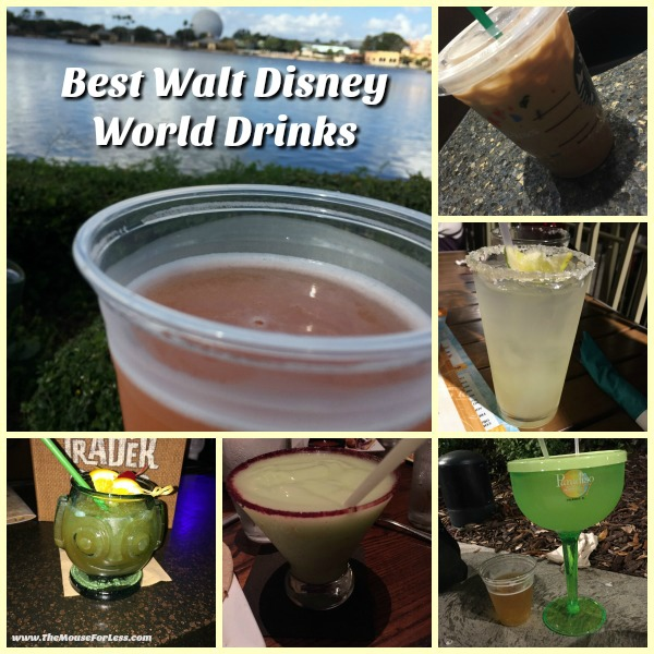 Best Walt Disney World Drinks