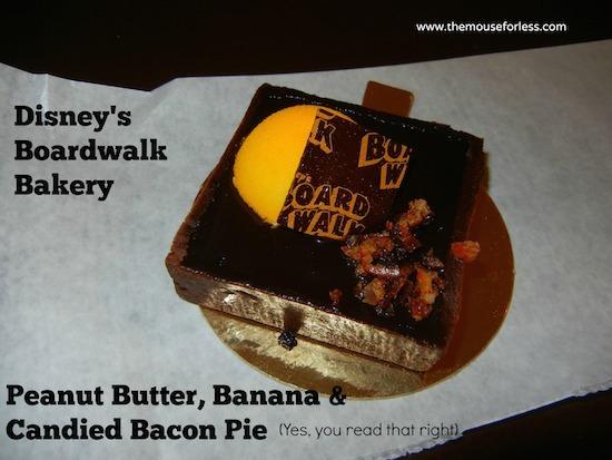 Boardwalk Bakery at Boardwalk Resort #DisneyDining #BoardwalkInn