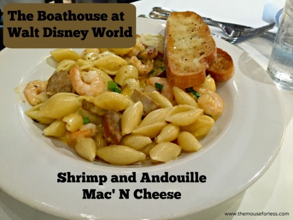 Shrimp and Mac