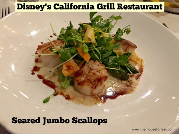 California Grill Scallops