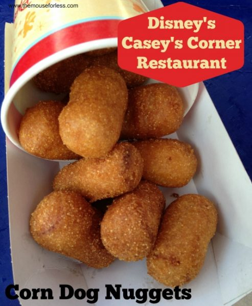 Casey's Corner Corn Dog Nuggets
