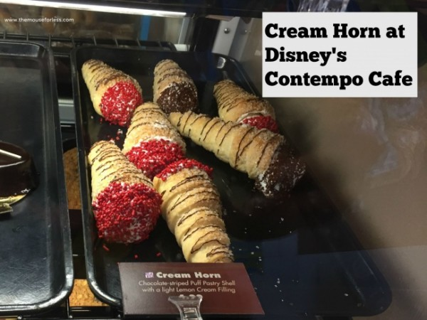 Contempo Cafe Cream Horn