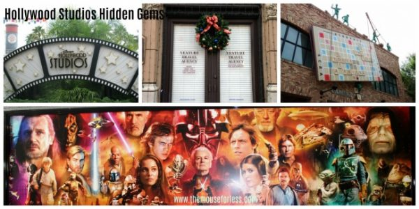 Hollywood Studios Hidden Gems