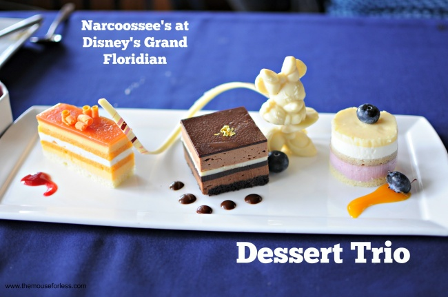 Narcoossee's Dessert Trio