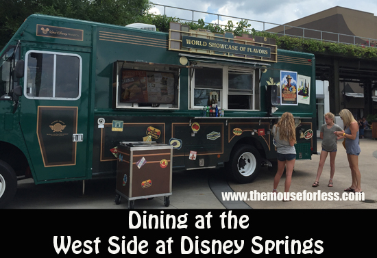 Dining at the West Side