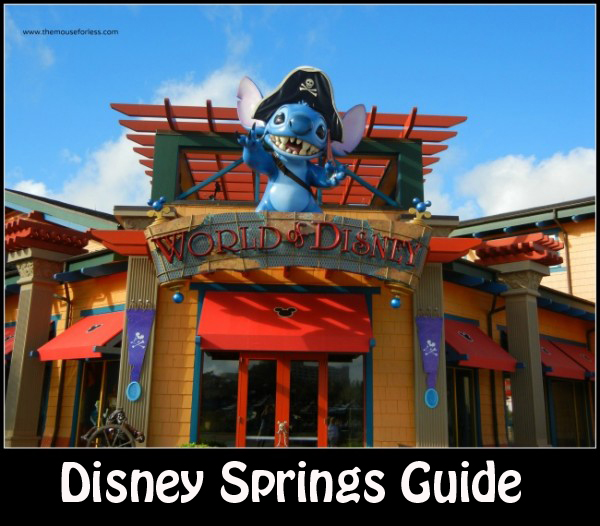 Disney Springs Guide