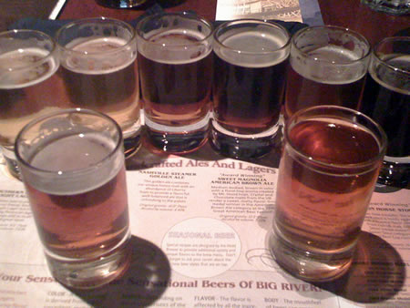 Big River Grille & Brewing Works Beers