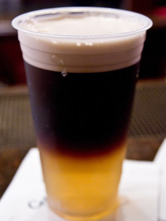 Cider & Dark . Cider & Dark at the Rose & Crown in EPCOT's United...
