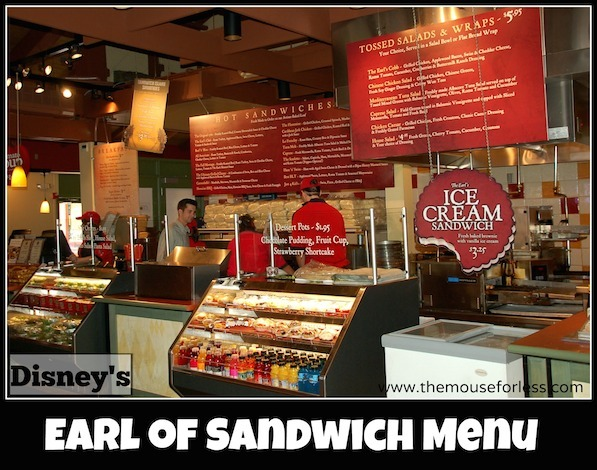 Earl of Sandwich at Disney Springs Marketplace #DisneyDining #DisneySprings
