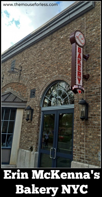 Erin McKenna's Bakery NYC Menu at Disney Springs The Landing #DisneyDining #DisneySprings
