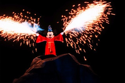 Fantasmic! Dining Packages at Walt Disney World