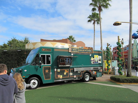 Food Truck Menus at Disney Springs West Side #DisneyDining #DisneySprings