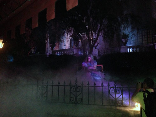 Haunted Mansion | Mickey's Not-So-Scary Halloween Party