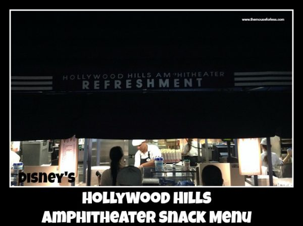 Hollywood Hills Amphitheater