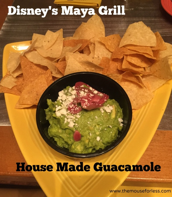 House Made Guacamole