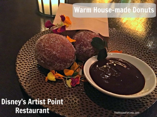 House-made Donuts