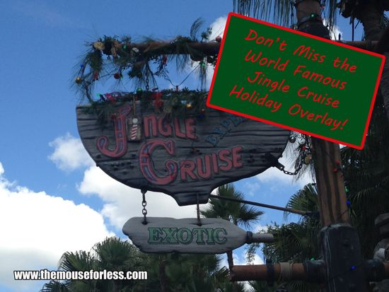The World Famous Jingle Cruise