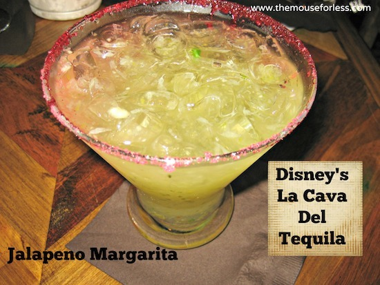 La Cava Del Tequila at Epcot's World Showcase  #DisneyDining #Epcot