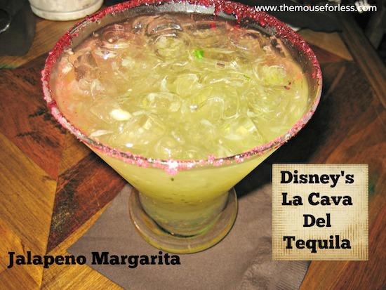 La Cava Del Tequila at Epcot's World Showcase #DisneyDining #Epcot