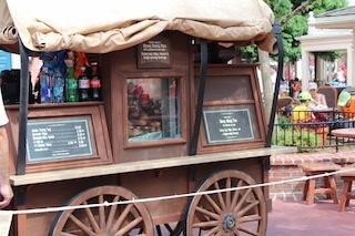 Sandwich Cart