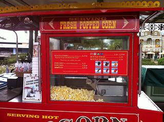 Popcorn Cart