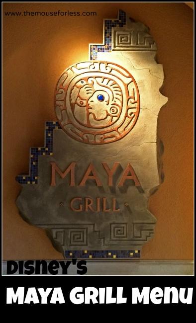 Maya Grill