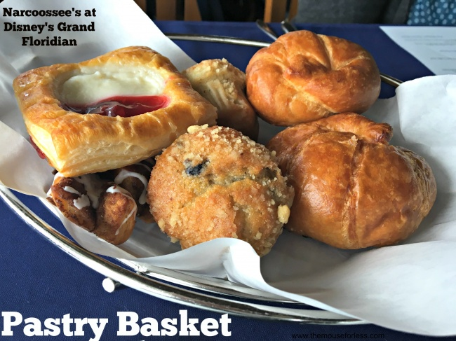 Narcoossee's Pastry Basket