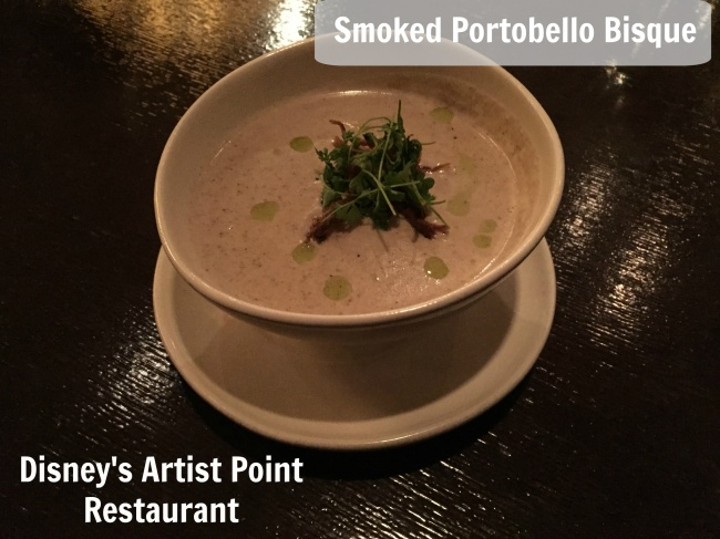 Portobello Bisque