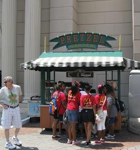 Streets of America Tri-City Diner