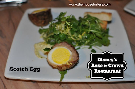 Rose & Crown Pub Menu at Epcot World Showcase #DisneyDining #Epcot