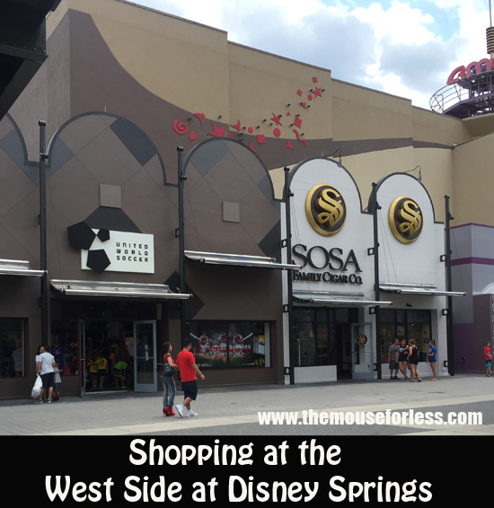Shopping at the West Side