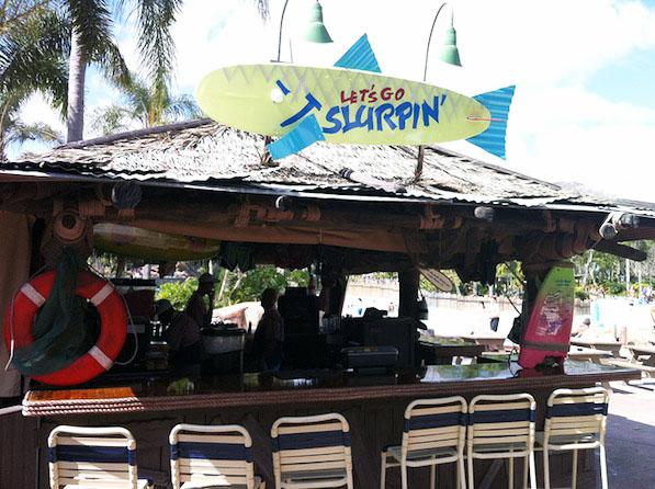 Let's Go Slurpin at Typhoon Lagoon #DisneyDining #TyphoonLagoon