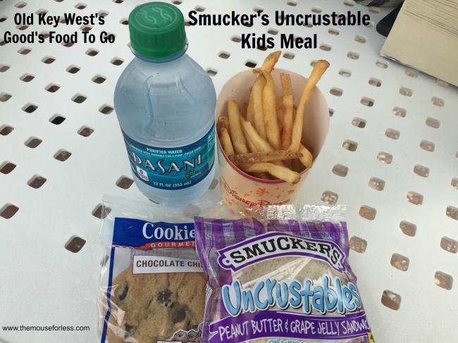 Smucker's Uncrustable