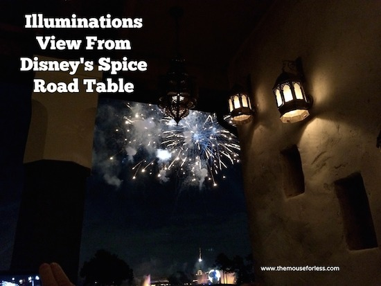 Spice Road Table Menu at Morocco Pavilion at Epcot World Showcase #DisneyDining #Epcot