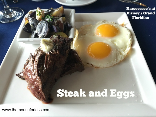 Narcoossee's Steak and Eggs