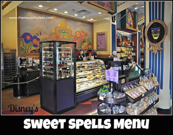 Sweet Spells Counter Service at Disney's Hollywood Studios